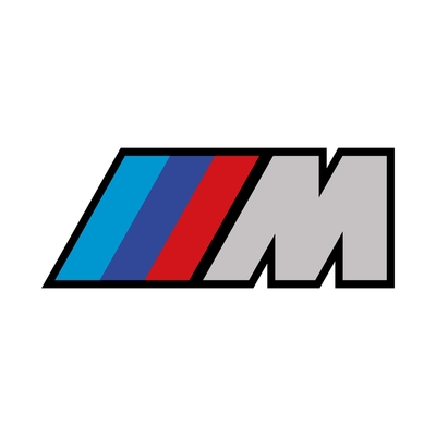 STICKERS BMW M COULEURS