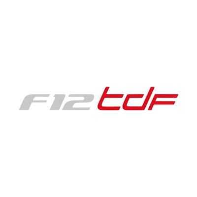 STICKERS FERRARI F12 TDF