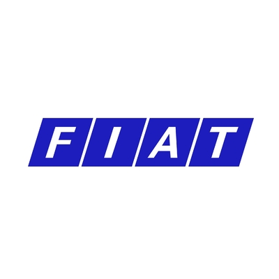 STICKERS FIAT LOGO 3