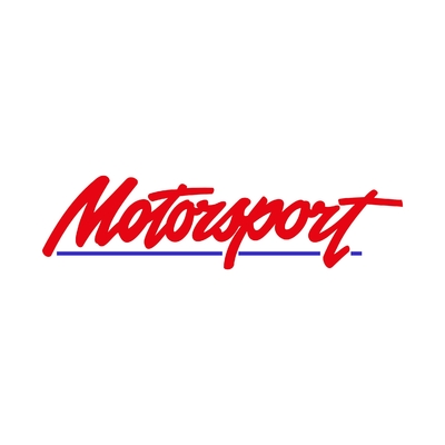 STICKERS FORD MOTORSPORT LOGO