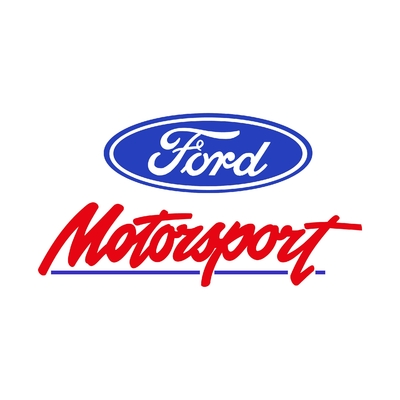 STICKERS FORD MOTORSPORT