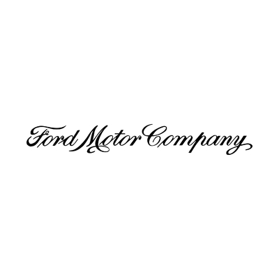 STICKERS FORD MOTOR COMPANY
