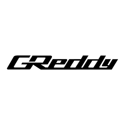 STICKERS GREDDY LOGO