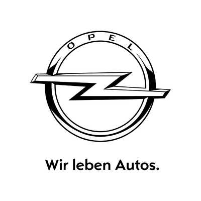 STICKERS OPEL SLOGAN