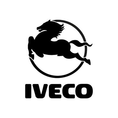 STICKERS IVECO LOGO