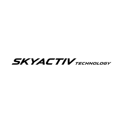 STICKERS MAZDA SKYACTIV TECHNOLOGY