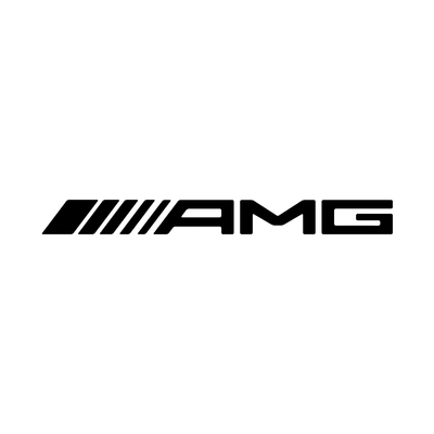 STICKERS MERCEDES AMG