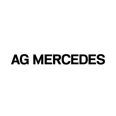 STICKERS MERCEDES AG