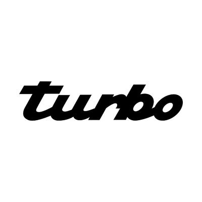 STICKERS PORSCHE TURBO