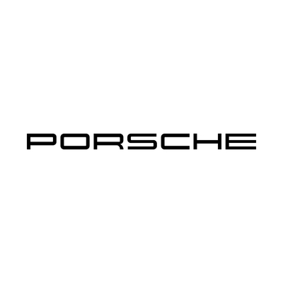 STICKERS PORSCHE ECRITURE