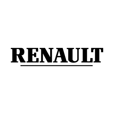 STICKERS RENAULT ECRITURE