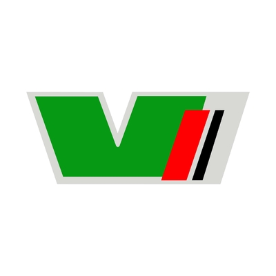 STICKERS SKODA VRS