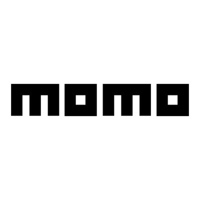 STICKERS MOMO LOGO