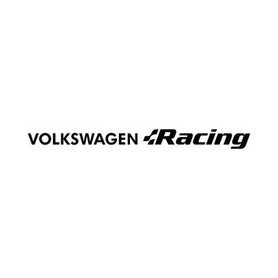 STICKERS VOLKSWAGEN RACING