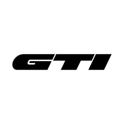 STICKERS VOLKSWAGEN GTI SIMPLE
