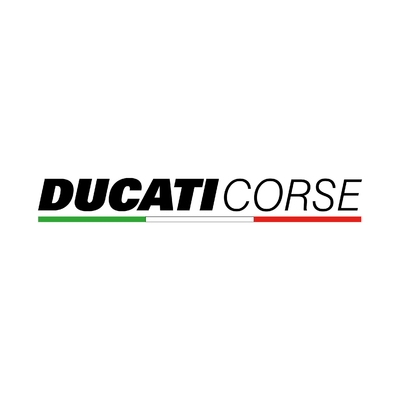 STICKERS DUCATI CORSE COULEURS