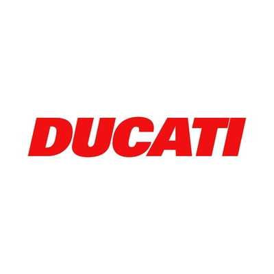 STICKERS DUCATI ECRITURE