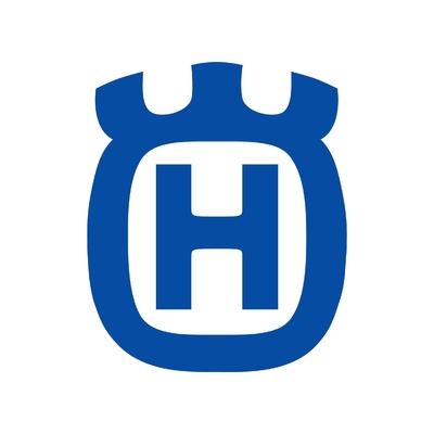 STICKERS HUSQVARNA LOGO