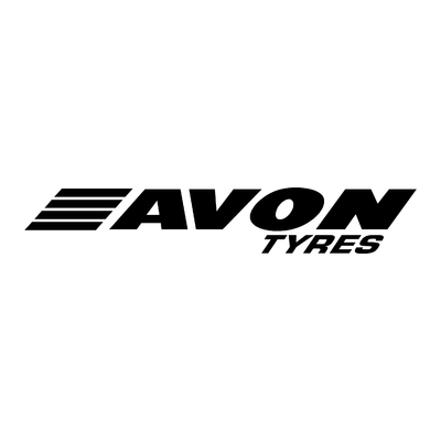 STICKERS AVON TYRES