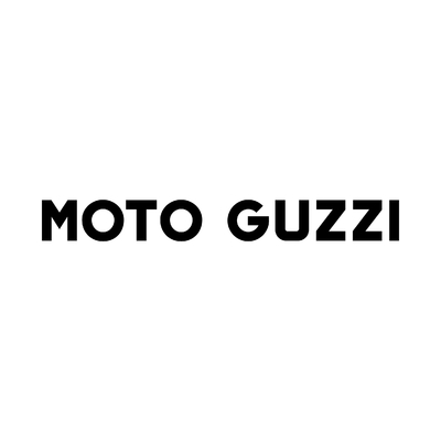 STICKERS MOTO GUZZI ECRITURE