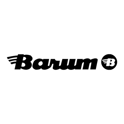 STICKERS BARUM LOGO