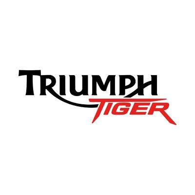 STICKERS TRIUMPH TIGER