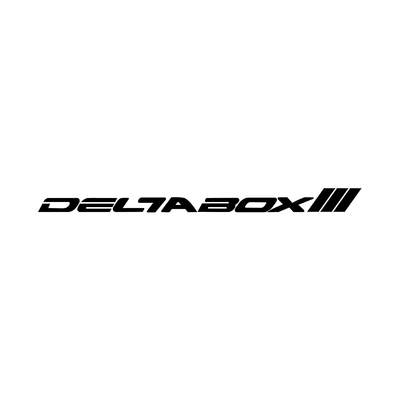 STICKERS YAMAHA DELTABOX III