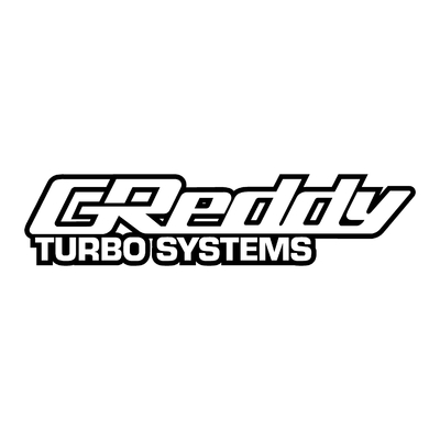 STICKERS GREDDY TURBO CONTOURS