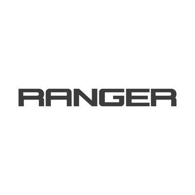 STICKERS FORD RANGER LOGO