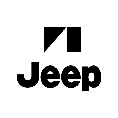 STICKERS JEEP LOGO 2