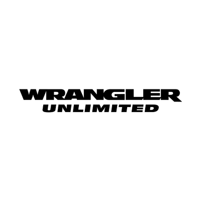 STICKERS JEEP WRANGLER UNLIMITED