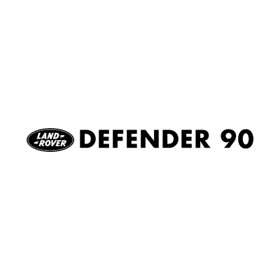 STICKERS DEFENDER 90 LAND ROVER