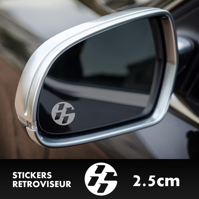 STICKERS RETROVISEUR TOYOTA GT 86
