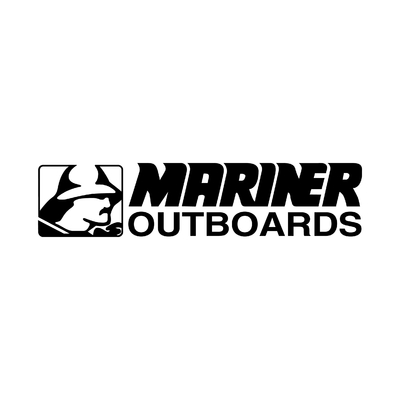 STICKERS MARINER OUTBOARDS