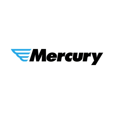 STICKERS MERCURY LOGO 3