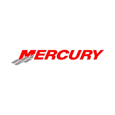 STICKERS MERCURY LOGO 2