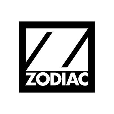 STICKERS ZODIAC LOGO CONTOUR