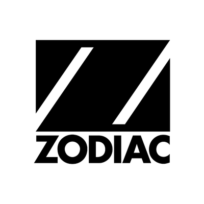 STICKERS ZODIAC LOGO