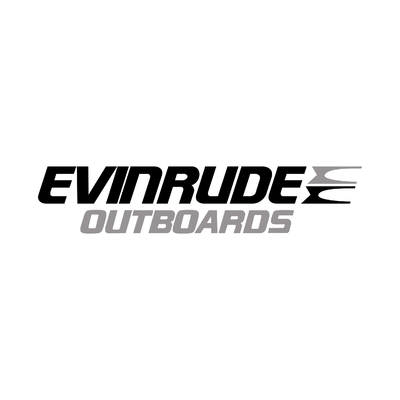 STICKERS EVINRUDE OUTBOARDS LOGO