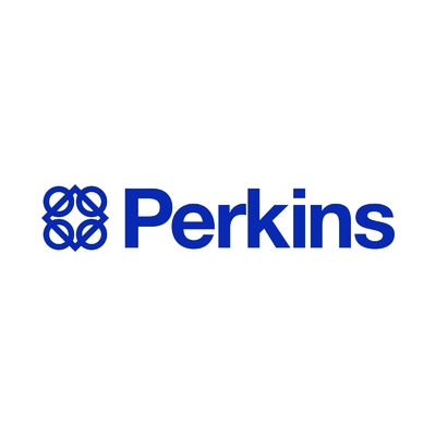 STICKERS PERKINS LOGO