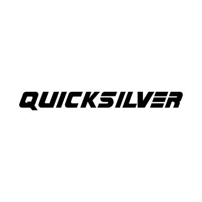 STICKERS QUICKSILVER ECRITURE
