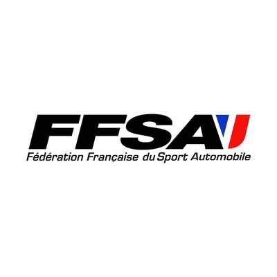STICKERS FEDERATION FRANCAISE DU SPORT AUTOMOBILE