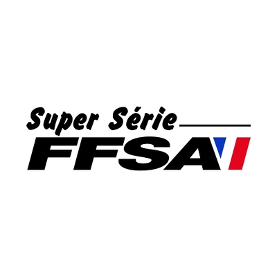STICKERS FFSA SUPER SERIE