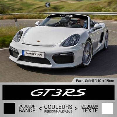 STICKER PARE SOLEIL PORSCHE GT3 RS