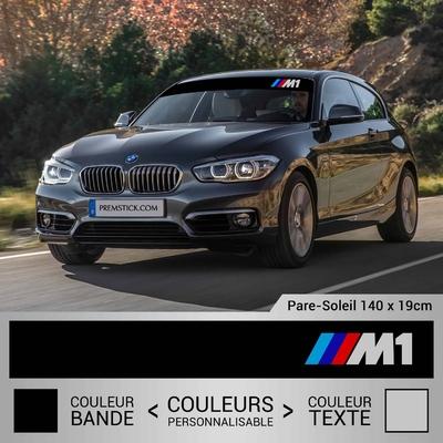 STICKER PARE SOLEIL BMW M1