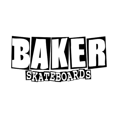 STICKERS BAKER SKATEBOARDS