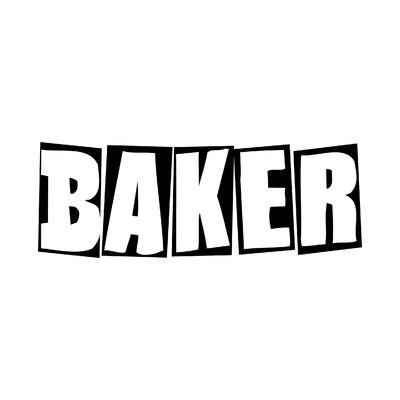STICKERS BAKER