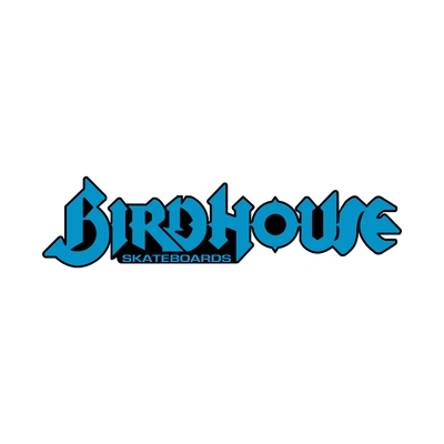 STICKERS BIRDHOUSE SKATEBOARDS LOGO
