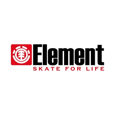 STICKERS ELEMENT SKATE FOR LIFE