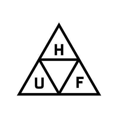 STICKERS HUF